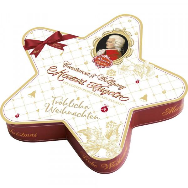 Constanze & Mozart-Kugel Weihnachtsstern