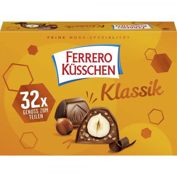 Schoko-Haselnuss Pralinen Mix