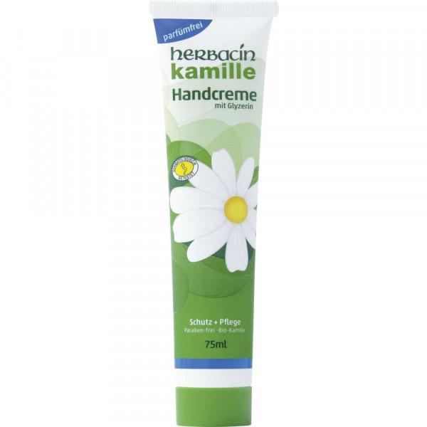 Kamille Handcreme, parfümfrei