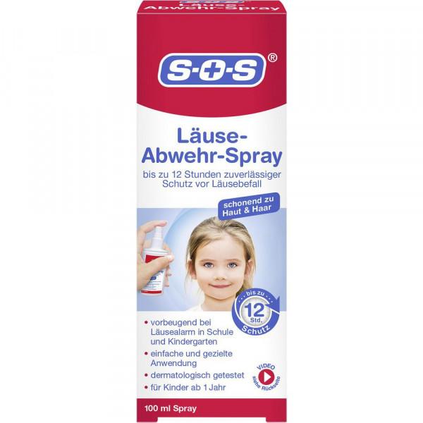 Läuse-Abwehr-Spray