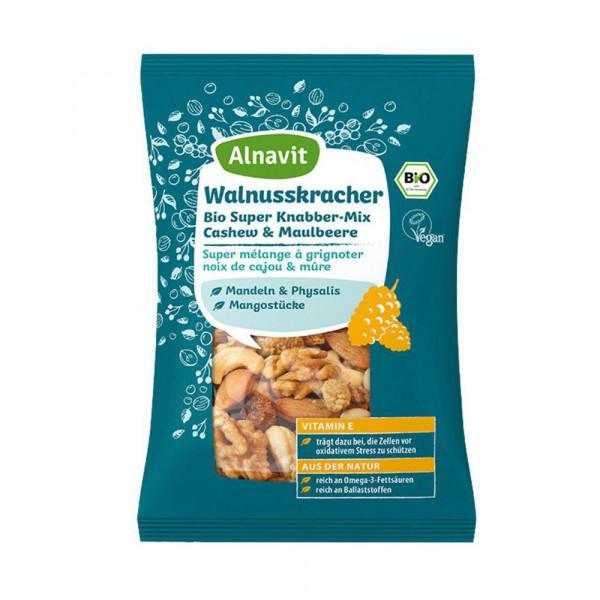 Bio Knabber-Mix Walnusskracher