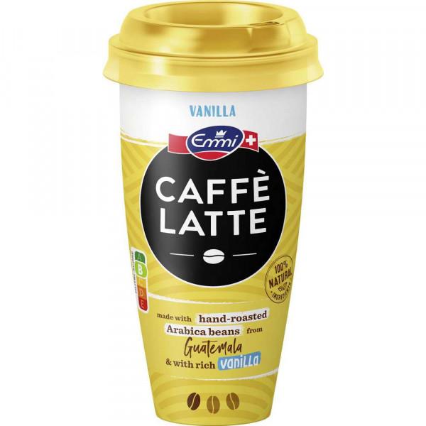 Caffè Latte, Vanilla