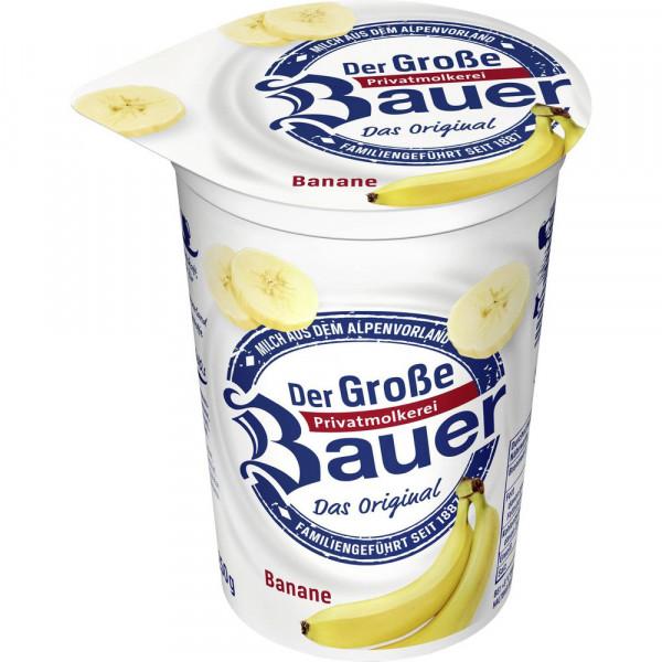 """Fruchtjoghurt """"Der große Bauer"""", Banane"""