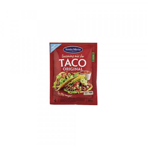 Würzmischung Taco