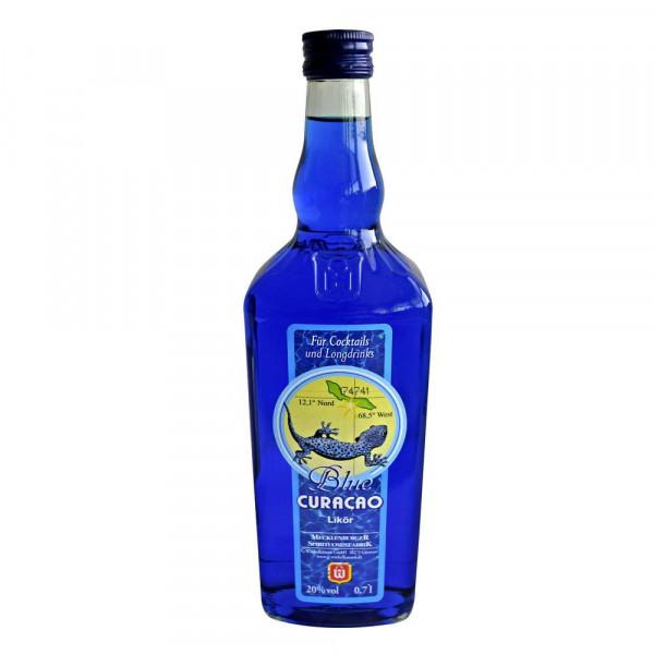 Blue Curacao Likör 20%