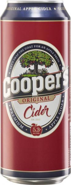 Original Cider Apfelwein 5,3% (288 x 0.5 Liter)