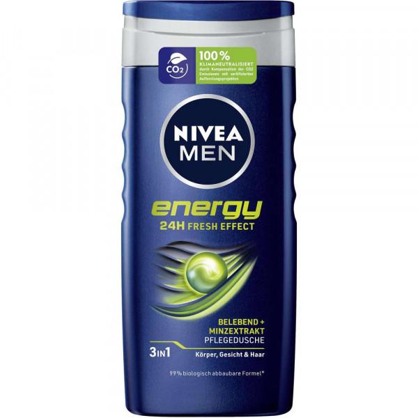Pflegedusche, Energy