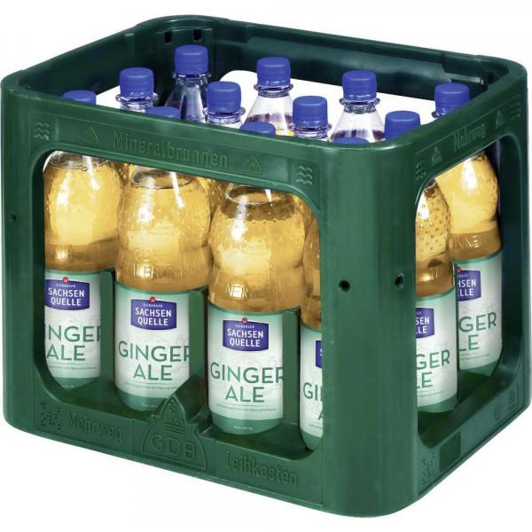 Ginger Ale (12 x 1 Liter)