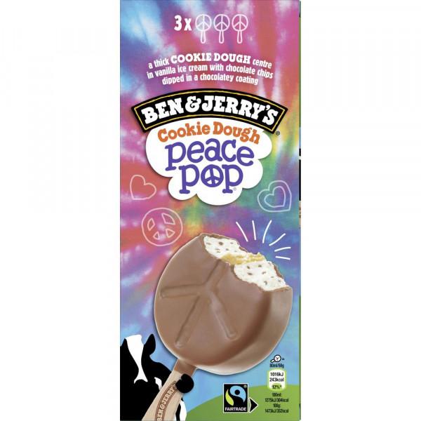 Stieleis, Cookie Dough Peace Pop