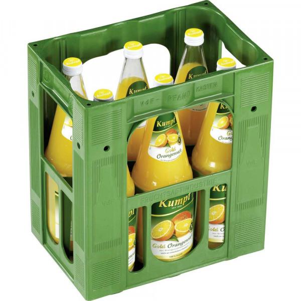 Gold Orangensaft (6 x 1 Liter)