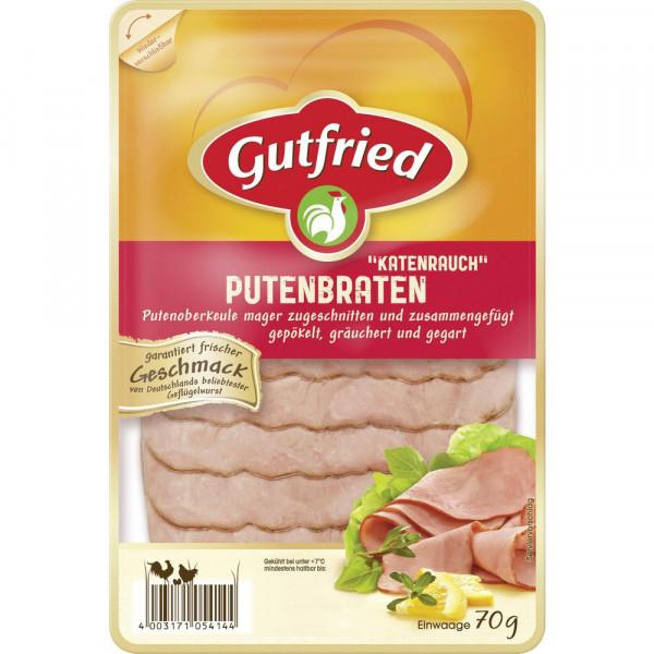 """Putenbraten """"Katenrauch"""""""