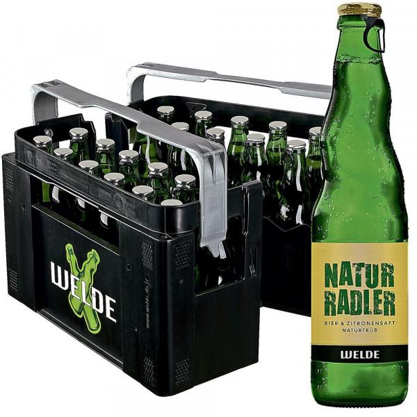 """Biermischgetränk, """"Remix"""" Naturradler 2,4% (24 x 0.33 Liter)"""