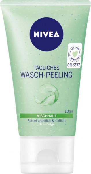 Gesichtsreinigendes Waschpeeling