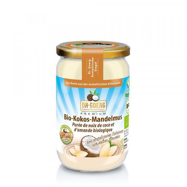 Premium Bio-Kokos-Mandelmus 200g
