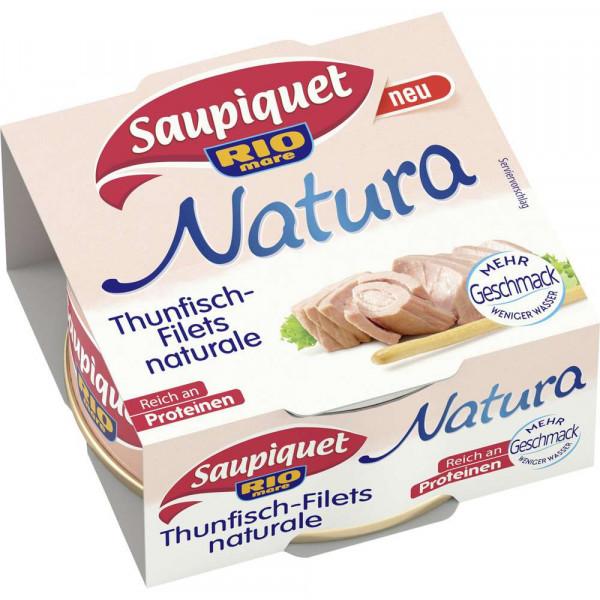 Thunfischfilets, natur