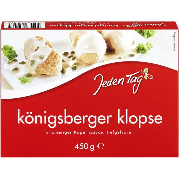 Königsberger Klopse, tiefgekühlt