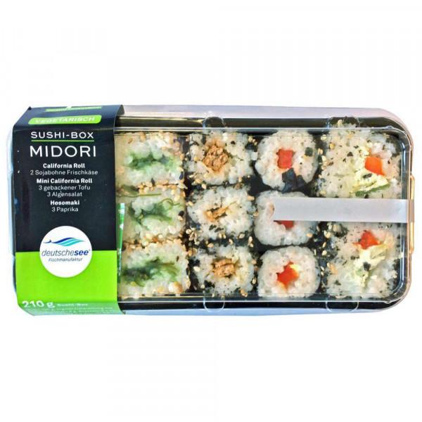 Sushi Box, Midori