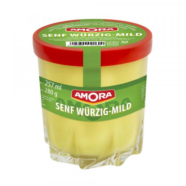 Senf, würzig mild