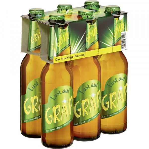 Grape Biermischgetränk, Bier + Grapefruit 2,9%(6 x 0.33 Liter)
