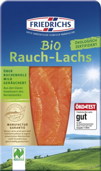 Premium Bio Lachs geräuchert
