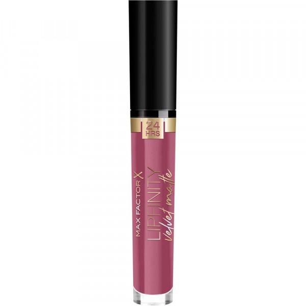 Lippenstift Lipfinity Velvet Matte, Matte Merlot 005