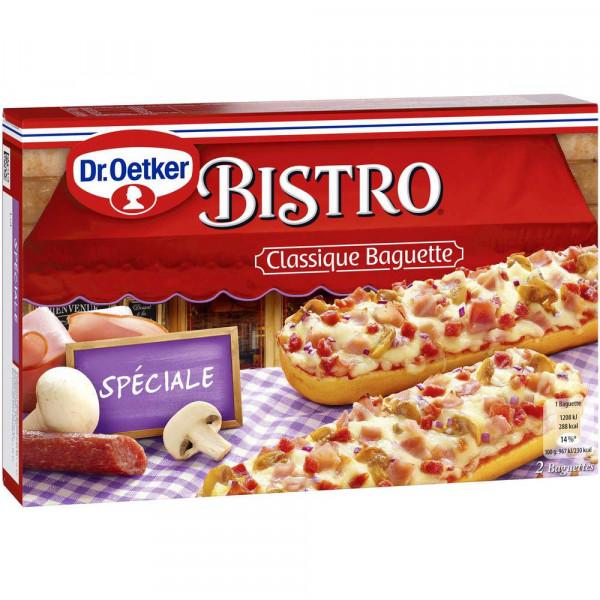 Bistro Baguette Speciale, tiefgekühlt