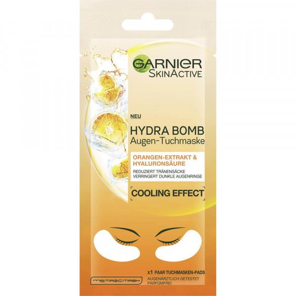 Hydra Bomb Augen-Tuchmaske, Orangen-Extrakt