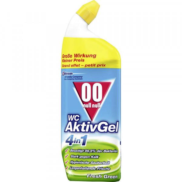 WC Reniger Aktivgel 4in1, Fresh Green
