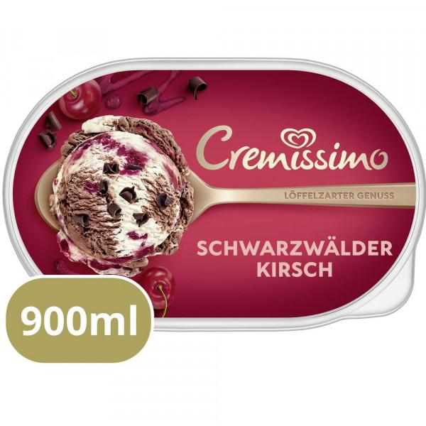 """Schwarzwälder Kirsch Eiscreme """"Cremissimo"""""""