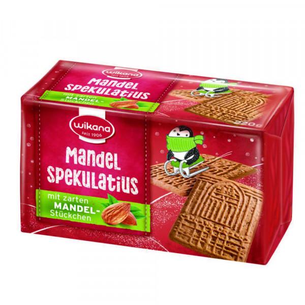 Mandel Spekulatius