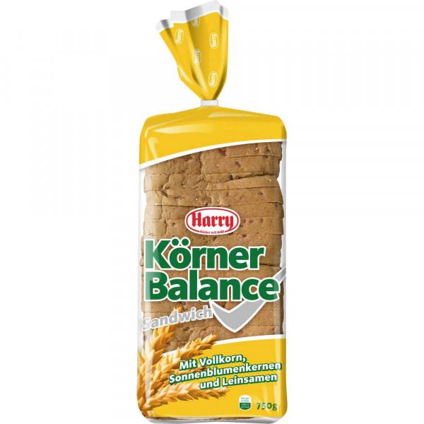 Körner Balance Sandwich-Toastbrot