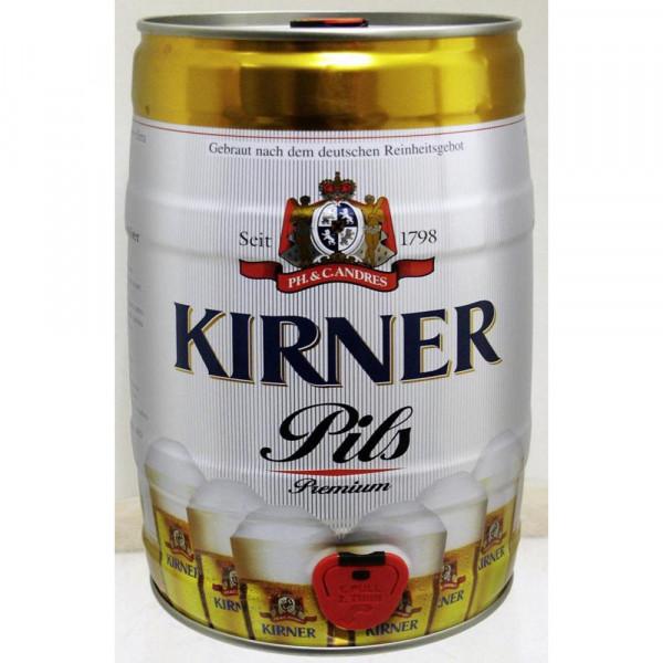 Pilsener Bier Partyfass 4,8%