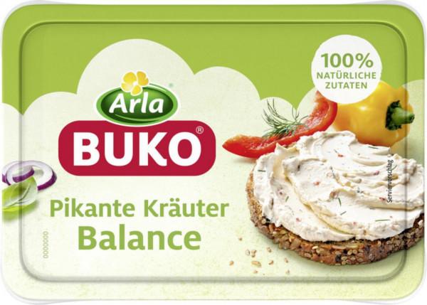 Buko Frischkäse, Kräuter/Pikant Balance