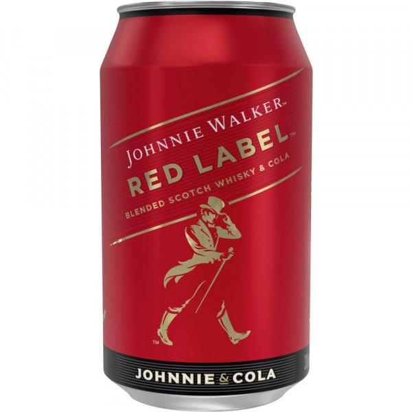 Mixgetränk Whisky/Cola 10%