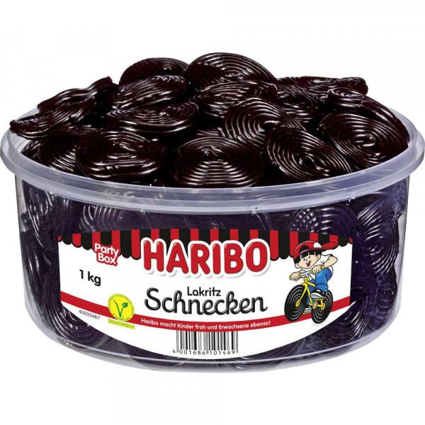 """Fruchtgummi """"Lakritz-Schnecken"""""""