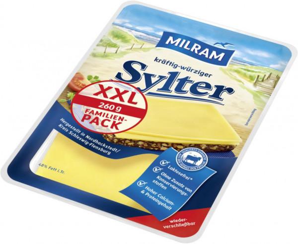Sylter Käse Scheiben, würzig kräftig