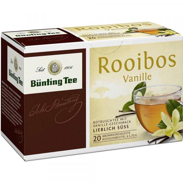 Rooibos Vanille Tee