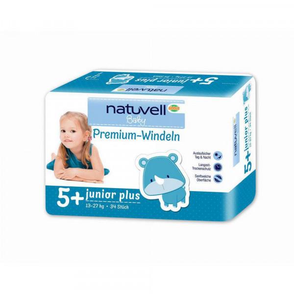 Windeln Junior+, 13-27 kg