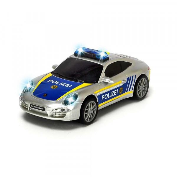Polizeieinheit, Polizeieinsatzfahrzeug mit Licht & Sound