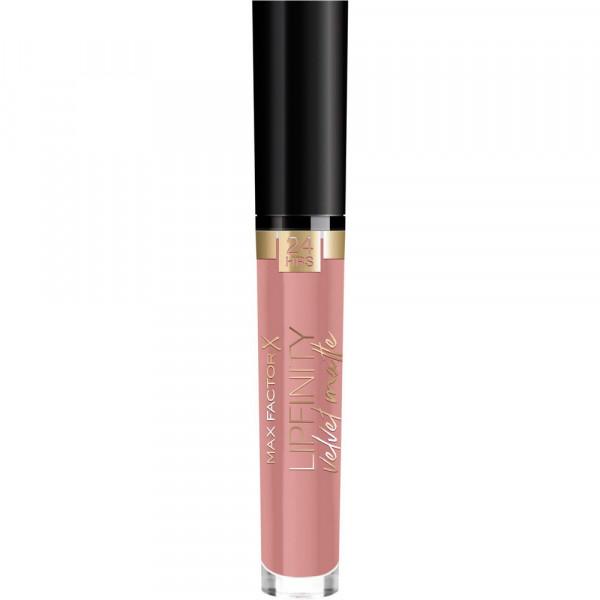 Lippenstift Lipfinity Velvet Matte, Nude Silk 015