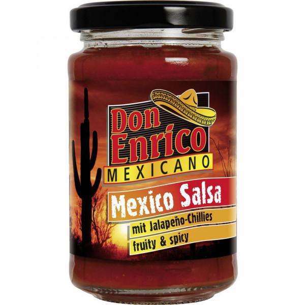 Mexico Salsa, mit Jalapenos