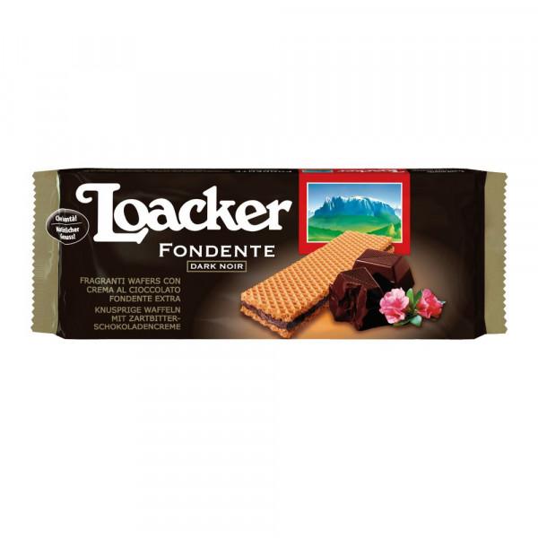 Fondente Dark Chocolate Waffeln