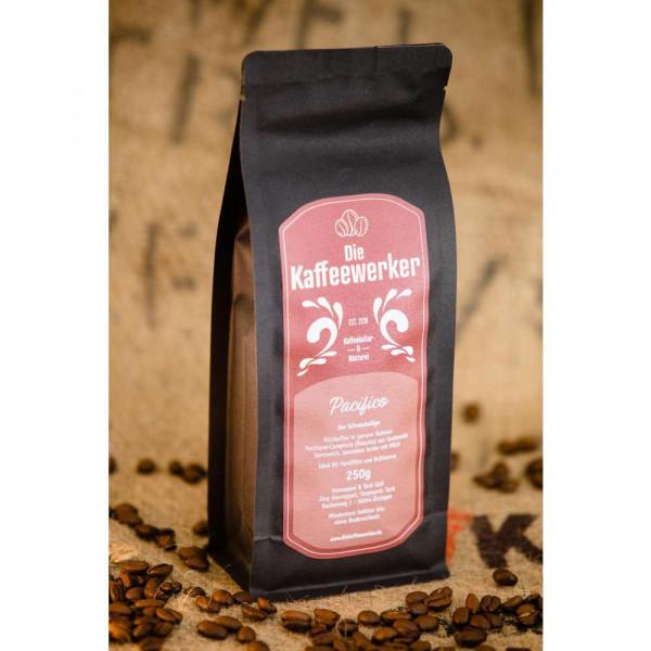 Kaffee-Bohnen Pacifico