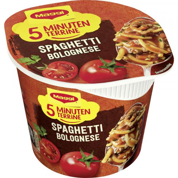 5 Minuten Terrine, Spaghetti Bolognese