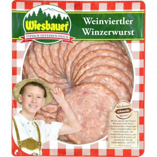 Weinviertler Winzerwurst