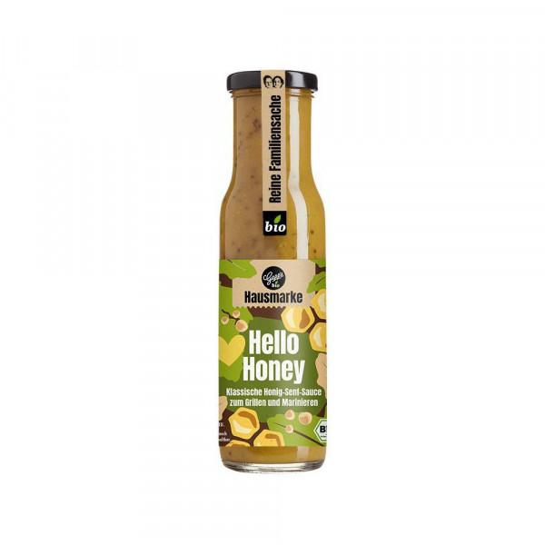 "Bio Honig-Senf-Sauce ""Hello Honey"""