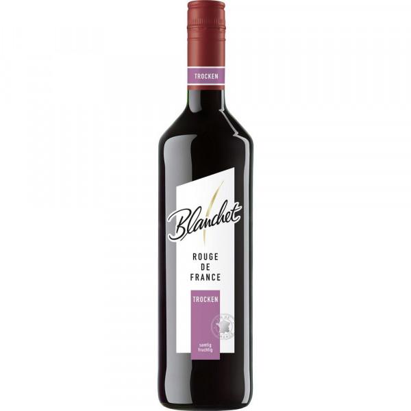Rouge de France trocken Vin de France