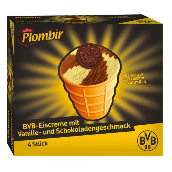 "BVB-Eis ""Schoko-Vanille"""