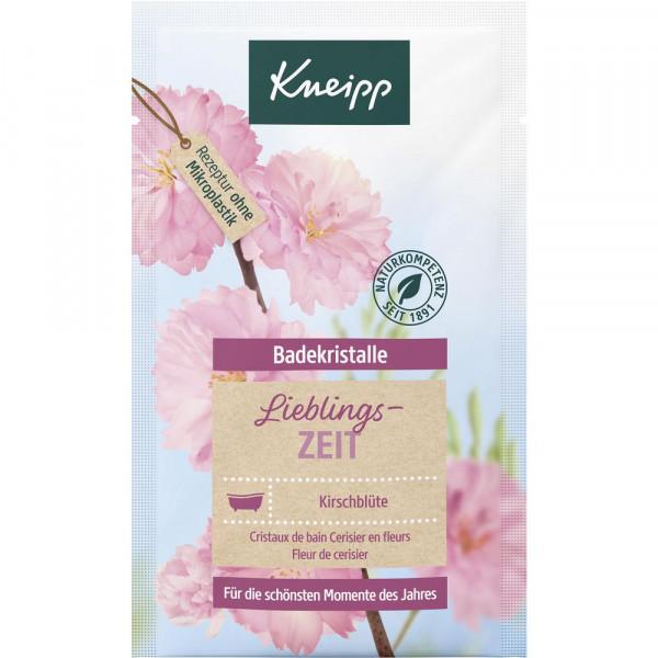 """Badekristalle """"Lieblingszeit"""", Kirschblüte"""