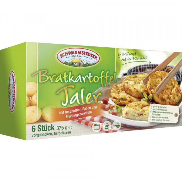 Bratkartoffel-Taler, tiefgekühlt